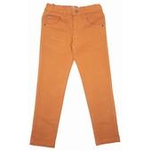 Pantalon slim 2 poches devant, 2 poches dans le dos, réglage
