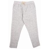 Pantalon molleton avec nœud lurex or Taille élastiquée, 2