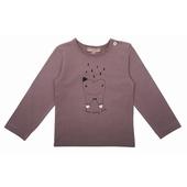 Tee Shirt jersey de coton tout doux  Print exclusif sur le