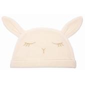 Bonnet lapin Broderie lapin exclusive lurex or avec oreilles