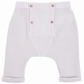 Matière: Coton double face Pantalon tout doux en coton