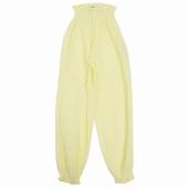 Matière: Crépon Pantalon Disponible en coloris bitume,