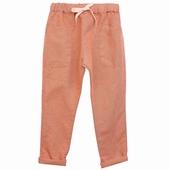 Matière: Lin Pantalon en lin Disponible en coloris bitume,