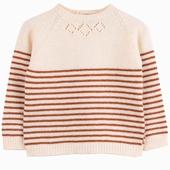 Matière : Sweet mixture of wool & cashmere Wool jumper