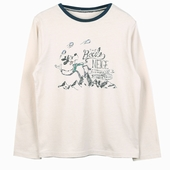 Material : cotton Thin sweater Available in bitumen rabbit ,