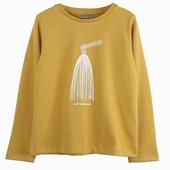 Matière : coton T-shirt manches longues Imprimé exclusif