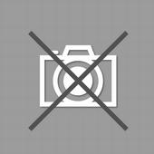 Matière : canvas Trousse Disponible en curcuma, écru et