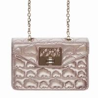 bags cloudy metallic pink Bleucommegris