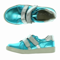 shoes gabrielle turcs Bleucommegris
