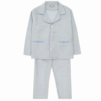 homewear hulien mix blue Bleucommegris