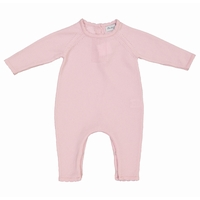 bebe new baby cash pale pink Bleucommegris