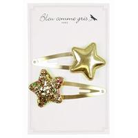 accessoires stars gold Bleucommegris