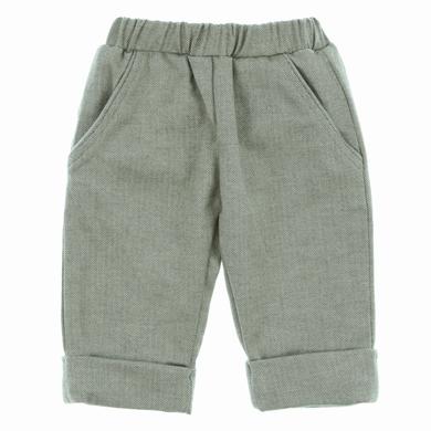 pantalon bb beige bebe