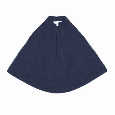 sweater burnou blue baby
