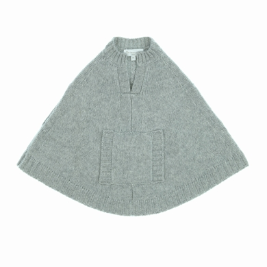 sweater burnou grey baby
