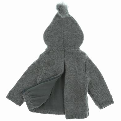 manteau bebe grey baby