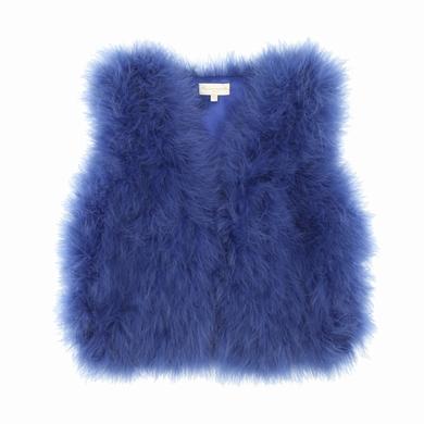 jacket blue girl