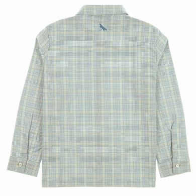 chemise coq blue garcon