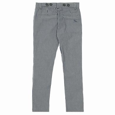 pantalon stripes blue garcon