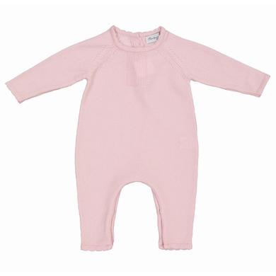 combinaison bebe pale pink bebe