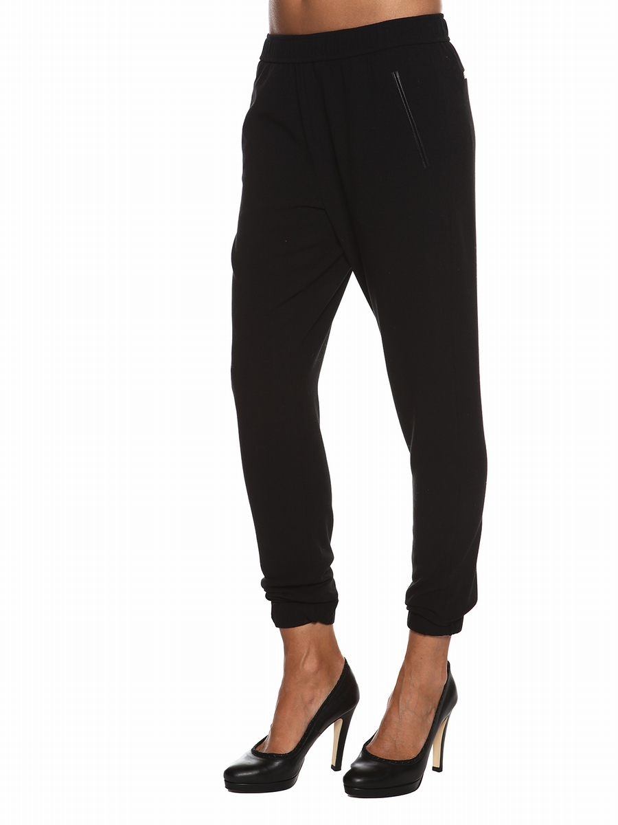 pantalon jogging femme. Black Bedroom Furniture Sets. Home Design Ideas