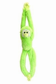 Tohang everywhere ! velcro monkey. 51cm