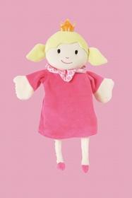 Petite marionnette 24 cm. Lavable en machine.