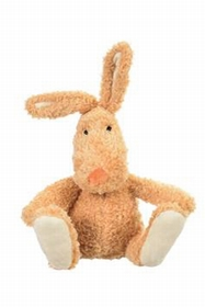 Henry the plush rabbit is very soft! Softness with wishes,