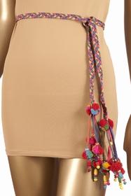accessoire bijou amusant pour égayer une jolie robe toute