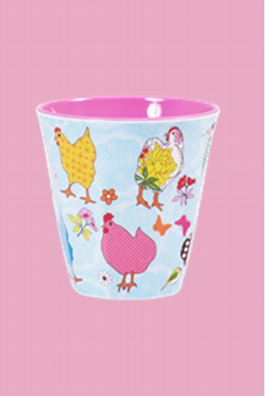 This cup is ideal for hot and cold drinks ... for children