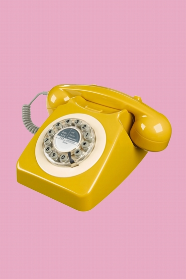 Phone. <br> Despite its retro style, it does not make it a