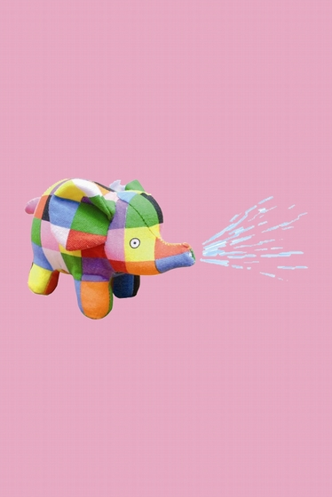 Elmer nice and colorful little elephant will be able to