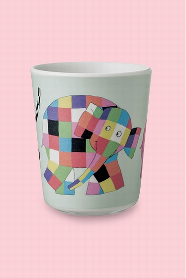 Melamine timbale to drink as a grown up. <br> Illustrations