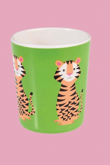 Our cute melamine beaker is just the thing to brighten up
