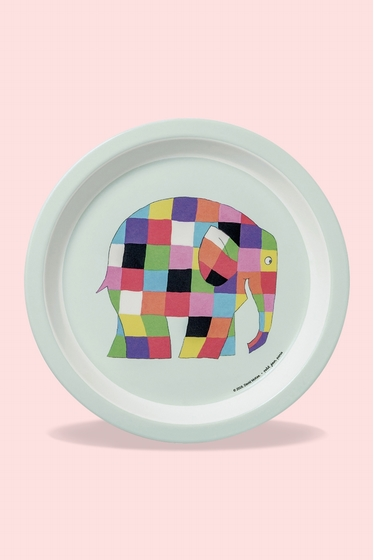 Soup dish ELMER to treat the babies. Size: 21cm.