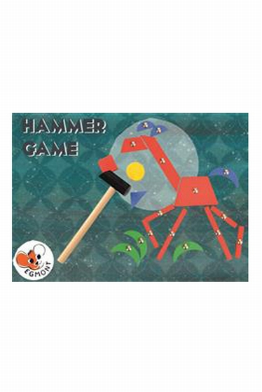 With the traditional game of the hammer, leave free court in