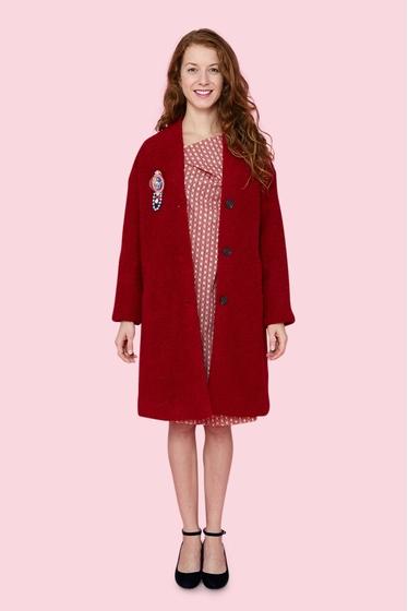 Pour un hiver bien au chaud, joli manteau très confortable