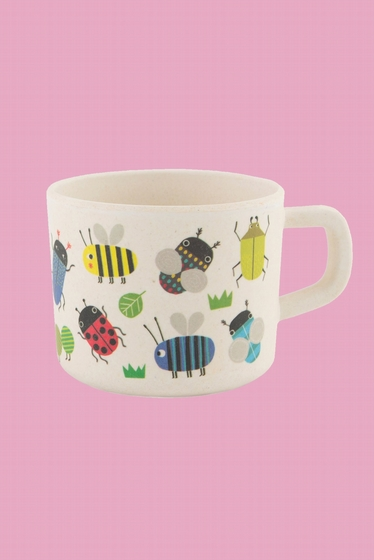 This mug collection is quite charming. Thanks to the