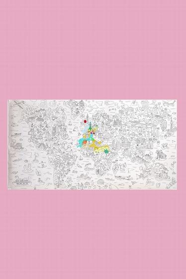 Un espace artistique sans limites pour colorier seul ou à