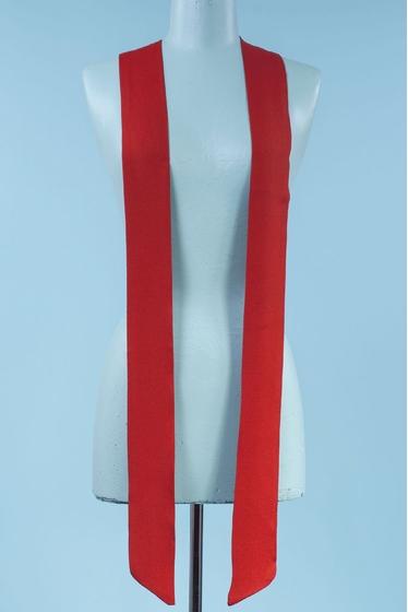 Cravate en crêpe de viscose , accessoire plein de ressources