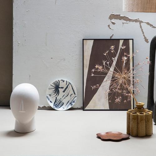 Vase Inkpot. Ce vase Inkpot en céramique raconte une belle