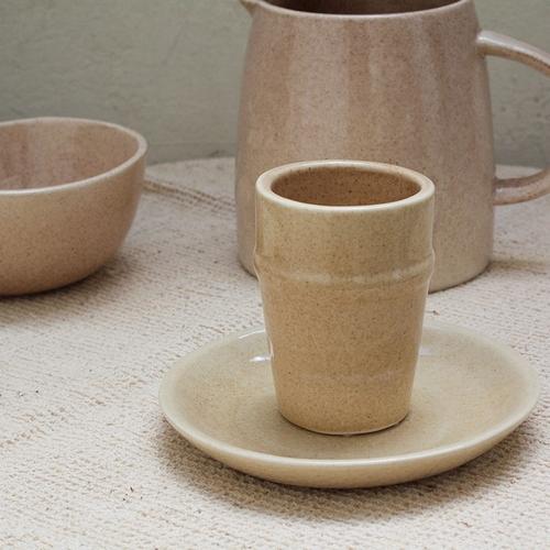 Mug poudré. cet joli mug à la forme beldi fait partie de