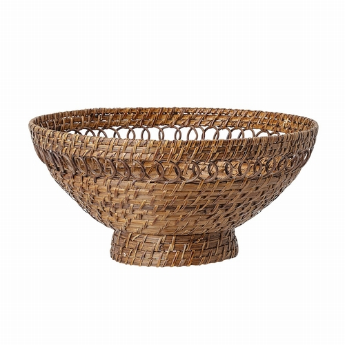 Ce joli panier d'artisanat vietnamien saura très vite se
