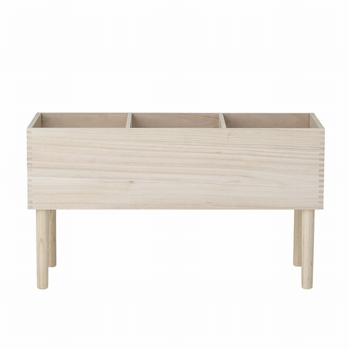 Léger et design, ce meuble de rangement pour livres saura
