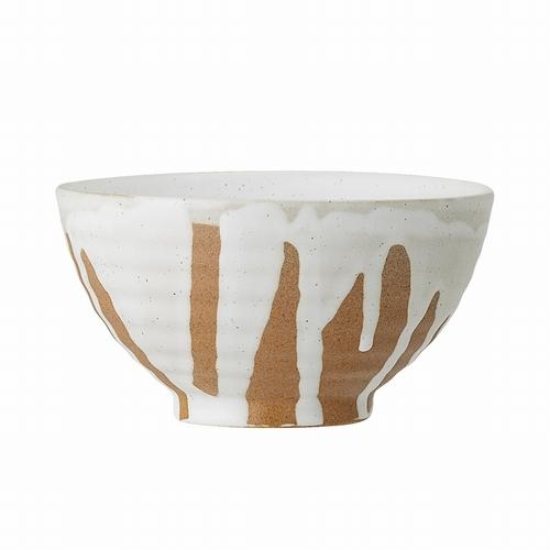 Découvrez ce joli bol en céramique peint à la main. Pour des