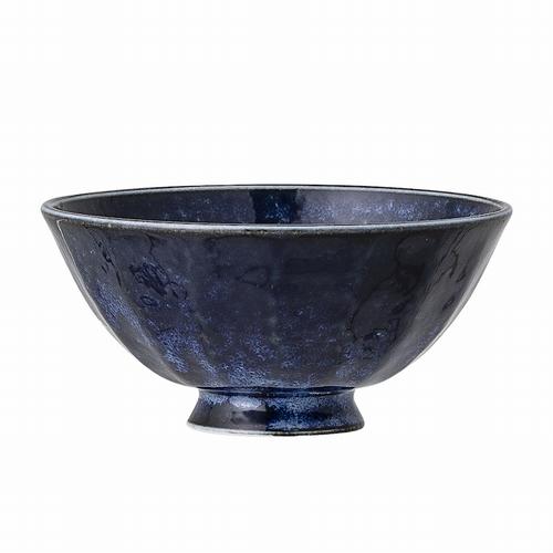 Craquez pour ce magnifique bol en porcelaine bleue issu de