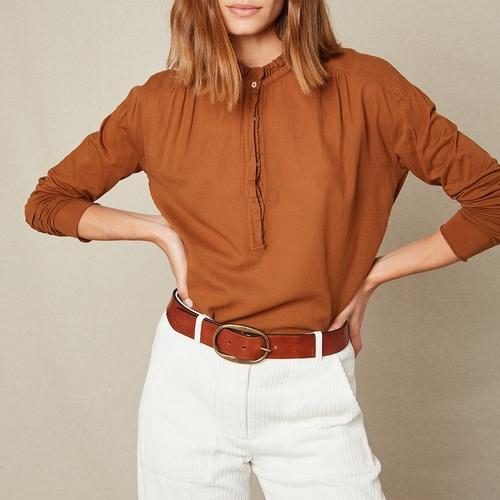 Tombez sous le charme de ce tee-shirt 100% coton manche
