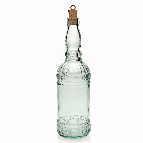 Bouteille Assisi, 72 cl Cette jolie bouteille en verre