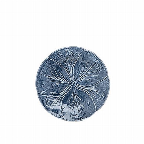 Assiette à dessert Bordallo bleu Delft 20.5 cm. Cette