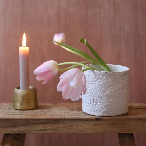 Un amour de vase créé par notre délicieuse Myriam Ait